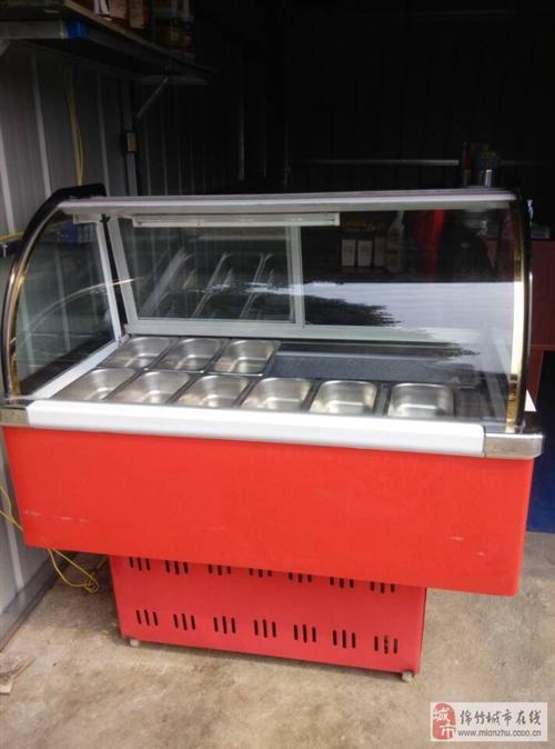 9成新冰柜一个