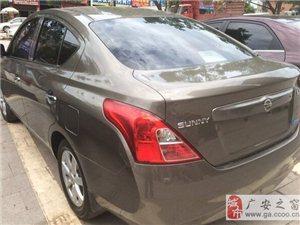日产阳光 2012款 1.5 手动 XL 豪华版 黑色
