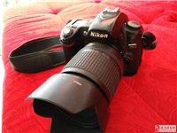 闲置d80相机便宜卖了。