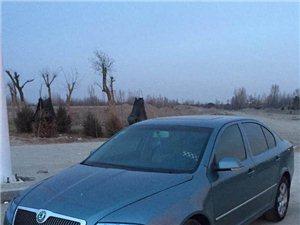 斯柯達明銳車型2009年65000元