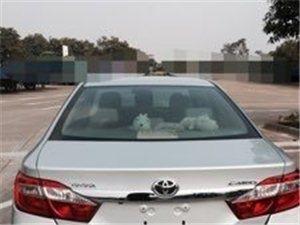 豐田凱美瑞車型2013年153000元轉讓
