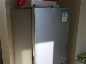 出九五新美的冰箱