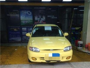 起亞千里馬車型2004年20000元轉讓