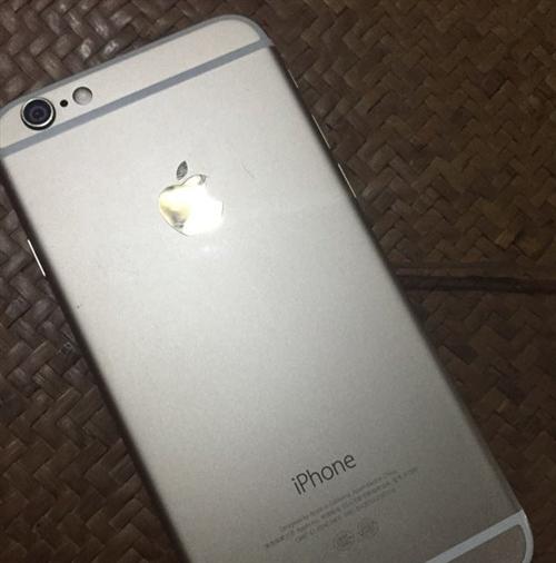 出国行iPhone6一部金色16G2月14日激活