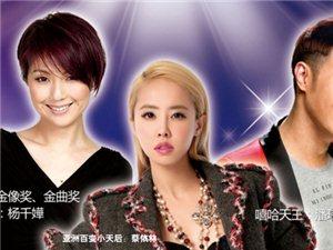 2014华语超级巨星演唱会门票优惠券