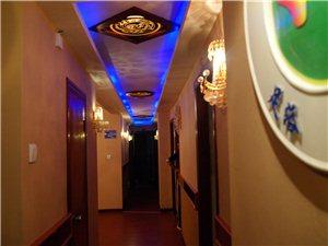 金海湾休闲足浴会所走廊