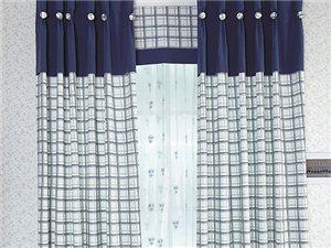 英伦风格窗帘 C118-34