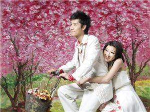 田野自然风光婚纱摄影