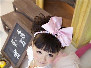 卡蒂亚甜心公主儿童艺术照