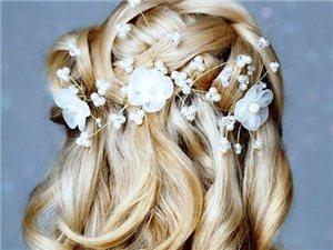 婚礼新娘造型欣赏——美到窒息!