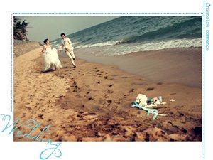 欢颜婚纱摄影――三亚系列
