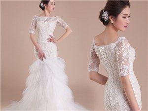 2014新款婚纱预售款
