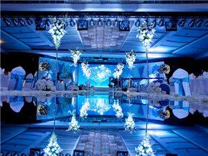 主题式婚礼之蓝色