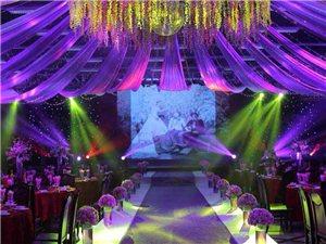 主题婚礼之紫色