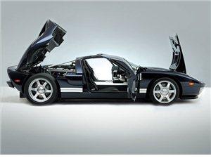 福特超跑车型预览