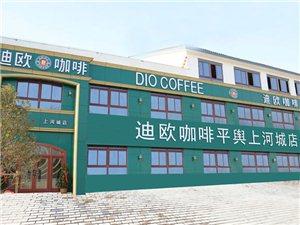迪欧咖啡平舆上河城店