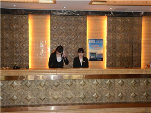 酒店豪华大厅