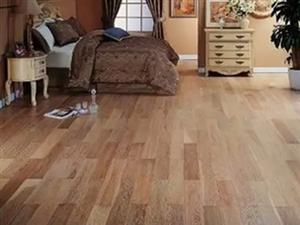 永城家有地板的福利到了!大自然地板免费给您的地板护理了。