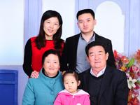 022杨艳明家庭