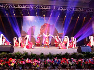 19藏族舞《心声》