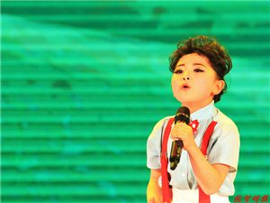 儿童歌曲串烧表演者: 白若�u等(选送单位:昊宇教育培训中心)