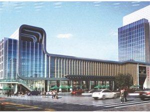 1002澳门永利网站新区汽车站设计方案二