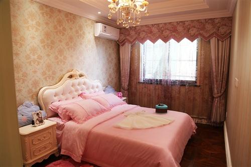 天润城样板房卧室