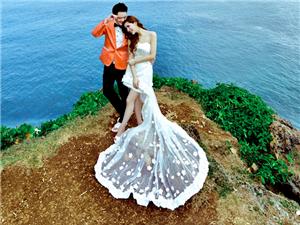 綿竹小草國際婚紗攝影