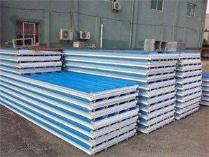 瓜州金华彩钢复合板厂