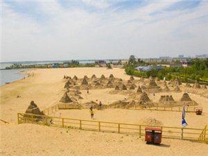 阜宁金沙湖游乐园
