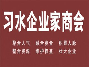 习水县企业家商会形象图