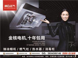 老板集团-名气厨房电器