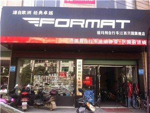 兴国福玛特自行车