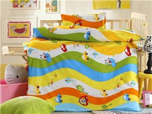 專業加工訂做幼兒園配套床品