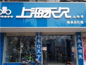 临泉永久自行车