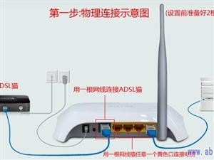无线路由器安装教程