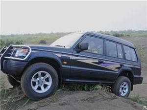 猎豹纯越野车-军工品质-专业SUV底盘